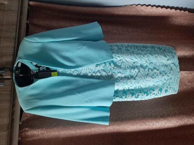 Grajewo ogłoszenia: Witam! Sprzedam sukienkę nową z metką w kolorze niebieskim wraz...