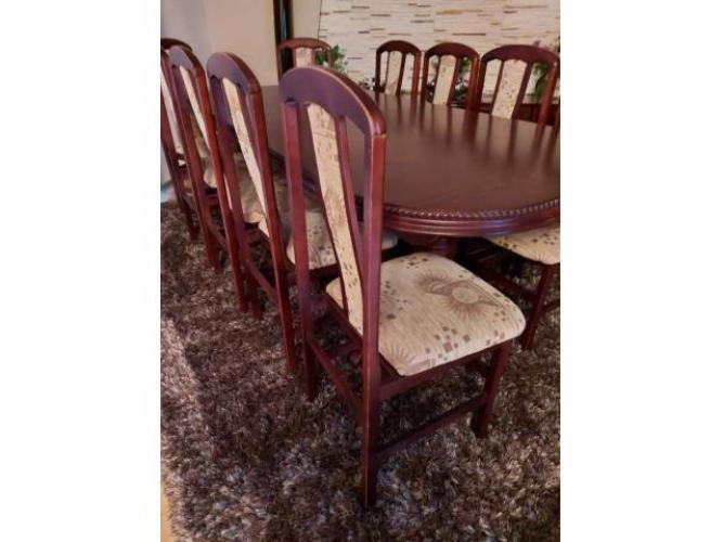 Grajewo ogłoszenia: Sprzedam meble Rodziców - stol oraz 12 krzeseł . Stol rozkladany...