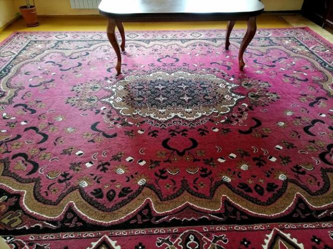 Grajewo ogłoszenia: Sprzedam duży dywan 5/4 w bardzo dobrym stanie
