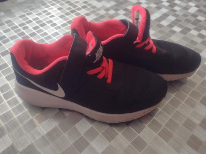 Grajewo ogłoszenia: Sprzedam buty Nike rozmiar 33,5 wkładka 21 cm stan b.dobry