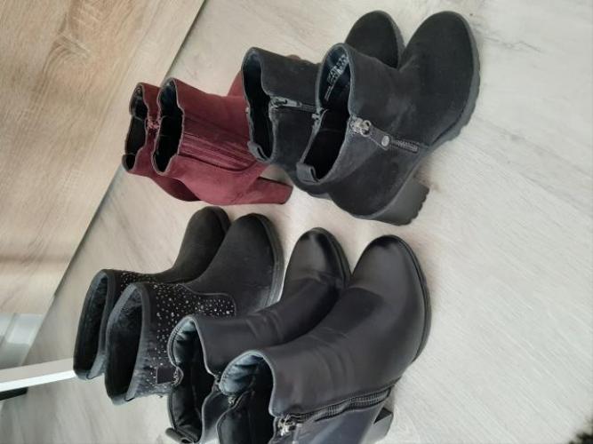 Grajewo ogłoszenia: sprzedam damskie buty rozm 37 stan bdb polecam wszystkie za 60zl