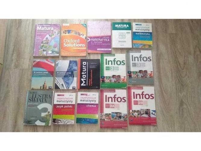Grajewo ogłoszenia: Sprzedam książki do Liceum. Po więcej informacji zapraszam na...