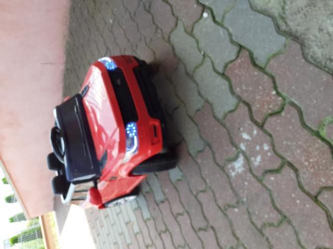Grajewo ogłoszenia: Sprzedam samochód na akumulator. Stan bardzo dobry. Działa także...