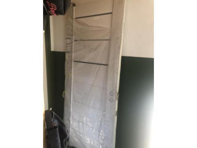 Grajewo ogłoszenia: Drzwi 80 Lewe Toren WC  Kolor : Kredowo biały Nowe