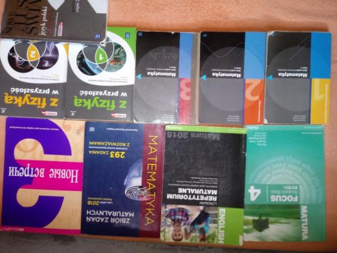Grajewo ogłoszenia: Sprzedam książki widoczne na zdjęciu