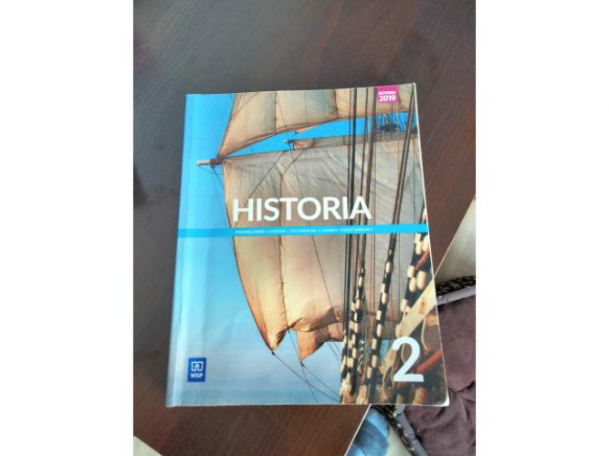 Grajewo ogłoszenia: Sprzedam książkę z Historii do 2 klasy Technikum Jednostka