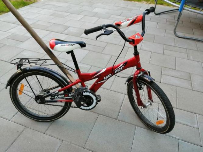 Grajewo ogłoszenia: Sprzedam rower koła 20 cali.