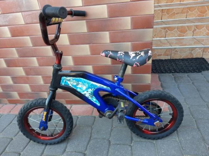 Grajewo ogłoszenia: Sprzedam rower dla chłopczyka