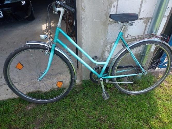 Grajewo ogłoszenia: Sprzedam rower damka, koła 28 trzy biegi. Więcej informacji na...