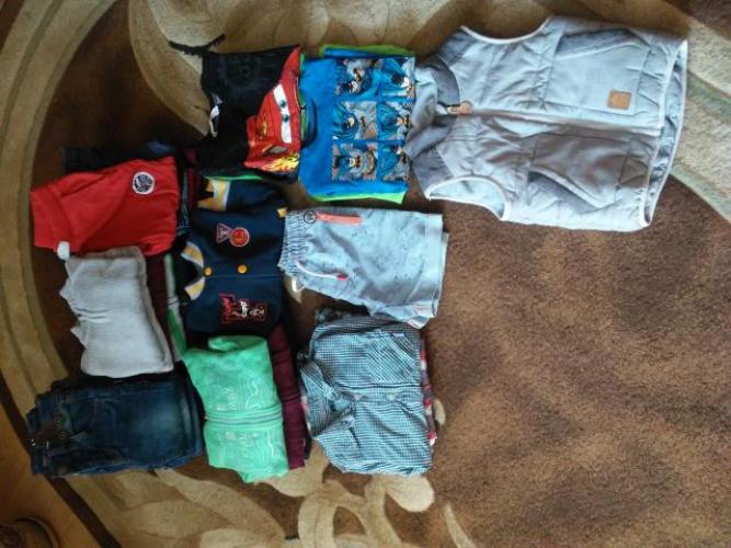 Grajewo ogłoszenia: Witam, sprzedam ubranka chłopięce w rozm. 98-104. Stan oceniam na...