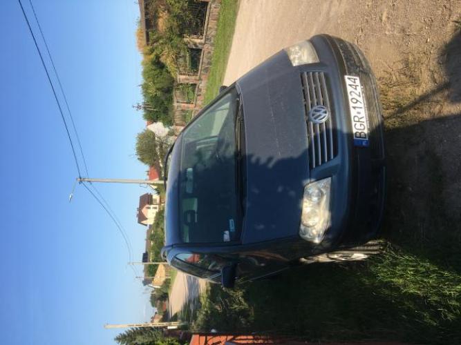 Grajewo ogłoszenia: Sprzedam Volkswagen Sharan 1.9 tdi 130 kM 298 tys przebieg 2004rok....