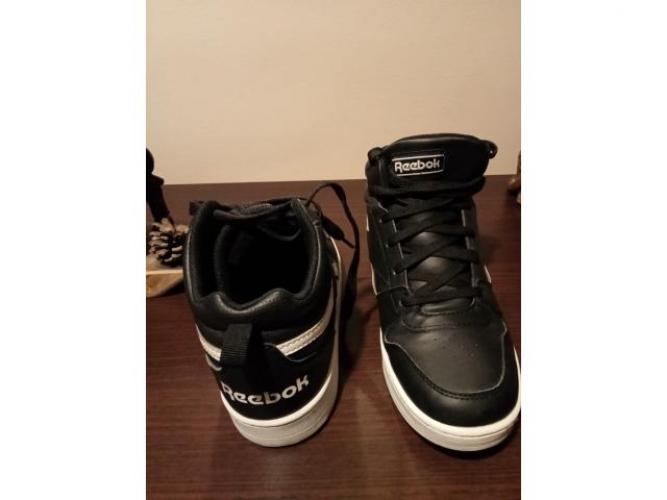 Grajewo ogłoszenia: Sprzedam buty chłopięce firmy Reebok. Rozmiar 36.5. Stan bdb....