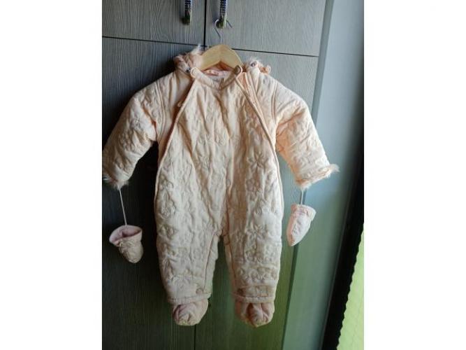 Grajewo ogłoszenia: Na sprzedaż ubranka dla dziewczynki rozmiar 68/74 w zestawie...