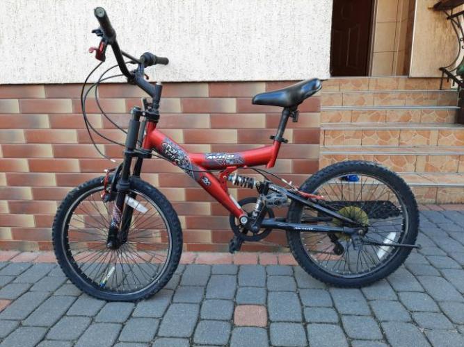 Grajewo ogłoszenia: Sprzedam rower koła 20 cali