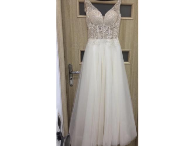 Grajewo ogłoszenia: Sprzedam suknie ślubna rozm. 36