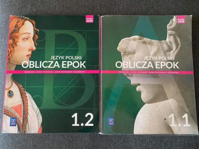 Grajewo ogłoszenia: Sprzedam książki do języka polskiego, dwie częśći, stan...
