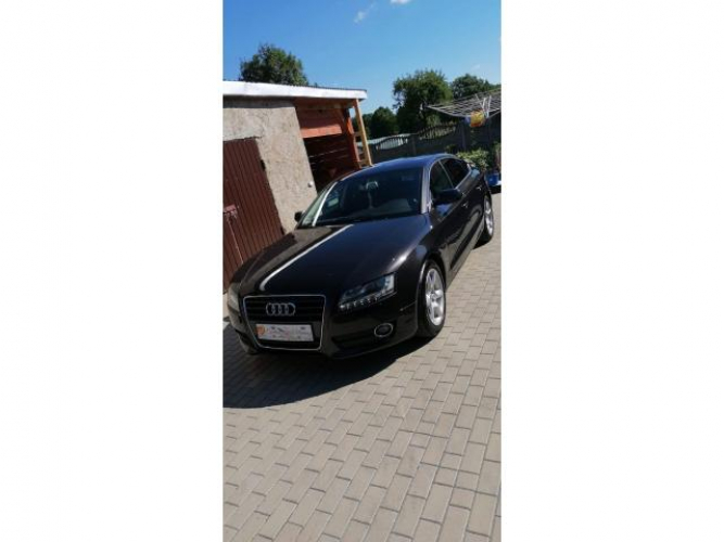 Grajewo ogłoszenia: Witam spszedam Audi a5 sportback 2010rok.manual 6 biegowy. Pszebieg...