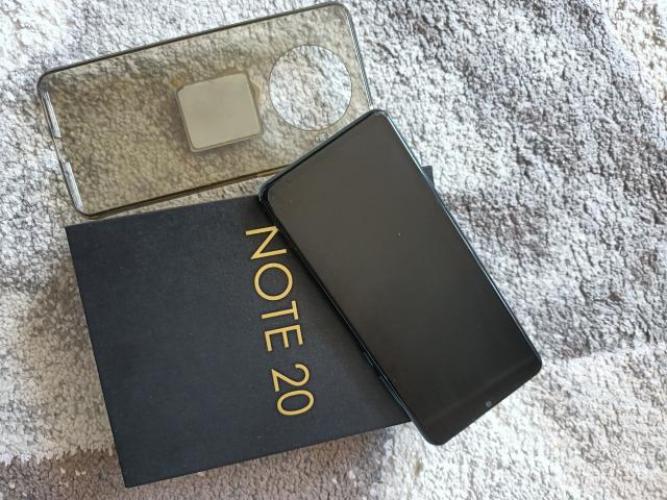 Grajewo ogłoszenia: Witam sprzedam telefon komórkowy Cubot Note 20 zakupiony został w...
