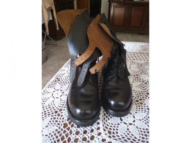 Grajewo ogłoszenia: Buty skórzane raz nałożone r42 odp na SMS