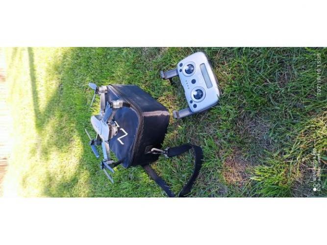 Grajewo ogłoszenia: Sprzedam używanego, w dobrym stanie, drona SG907 + trzy baterie.
