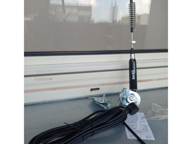 Grajewo ogłoszenia: Sprzedam nową antenę 70 cm. do Cb radia firmy Lem wraz z uchwytem...