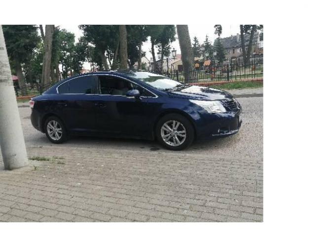 Grajewo ogłoszenia: Sprzedam toyotę avensis z 2009 roku, auto chodzi płynnie bez...