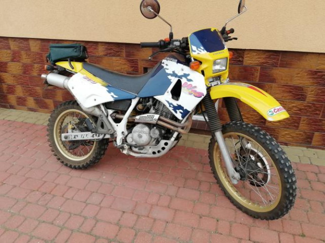 Grajewo ogłoszenia: Sprzedam motocykl cros CAGIVA E-16 poj.600 1995r. Motocykl w moim...