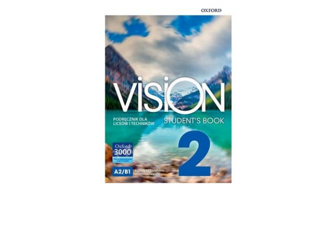 Grajewo ogłoszenia: Kupię Podręcznik oraz ćwiczenie do angielskiego VISION 2