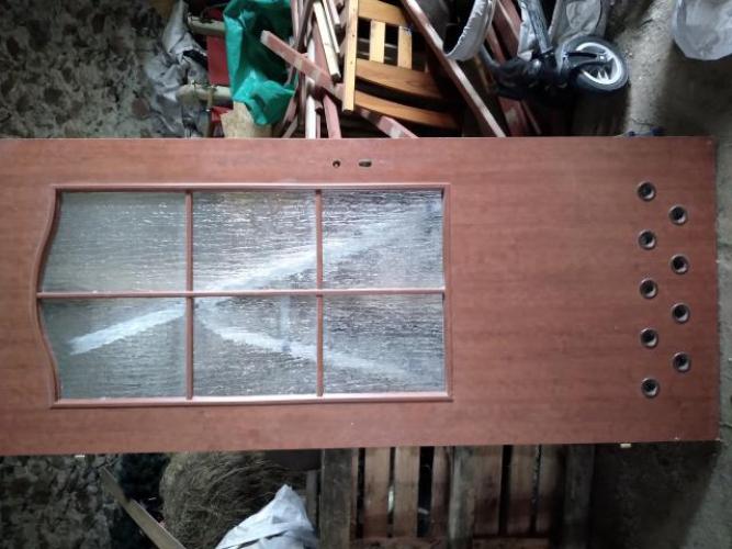 Grajewo ogłoszenia: Sprzedam dwie pary drzwi lazienkowych ( lewe ) 60 cm drzwi 80 zl...