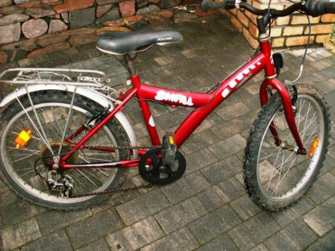 Grajewo ogłoszenia: Sprzedam rower koła 20 cali osprzęt shimano. Stan bdb , bardzo...