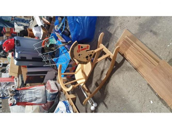 Grajewo ogłoszenia: Sprzedam drewnianego konika dla dzieci :)