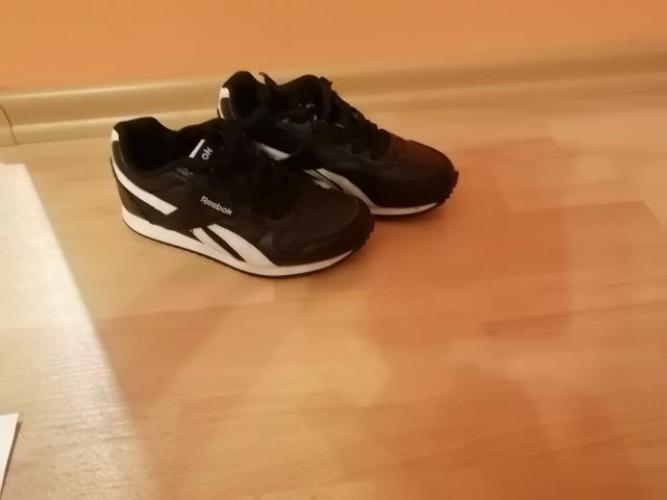 Grajewo ogłoszenia: Sprzedam buty reboka rozmiar 28 za 38 zł.