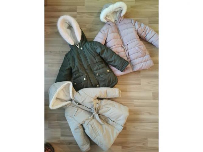 Grajewo ogłoszenia: Sprzedam kurtki jesienno zimowe, rozmiar 98, 2-3 lata, stan bardzo...