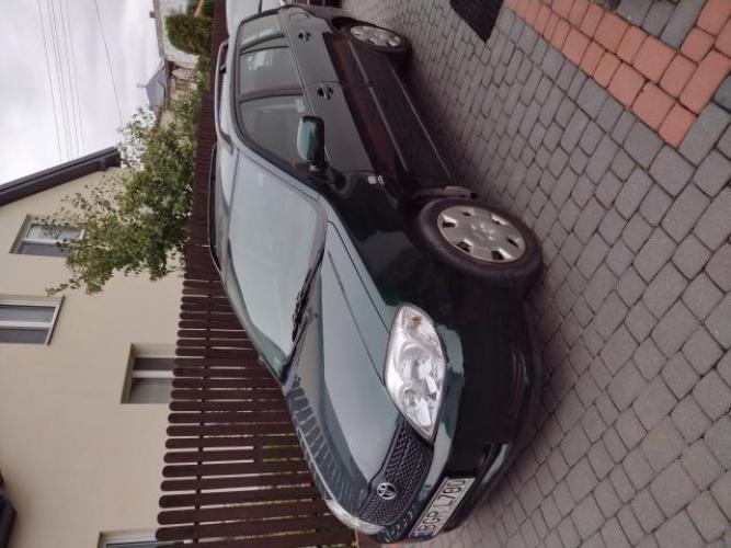 Grajewo ogłoszenia: Sprzedam samochód Toyota Corolla Diesel 2MR Rok...