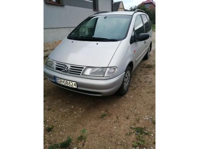 Grajewo ogłoszenia: Witam mam na sprzedaż samochód wolksagen Sharan rok 1998 diesal...