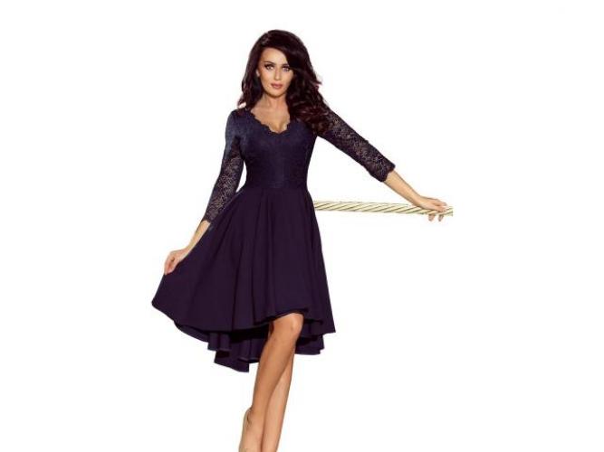 Grajewo ogłoszenia: KLARA - asymetryczna ekskluzywna sukienka z dłuższym tyłem,...
