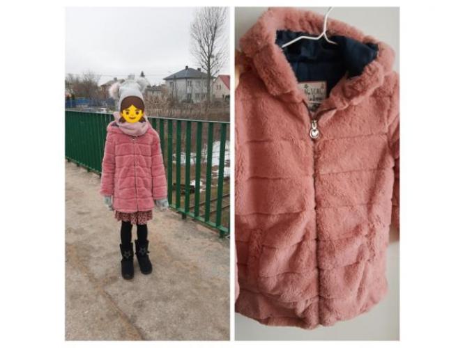 Grajewo ogłoszenia: Sprzedam ciepły płaszczyk dla dziewczynki na podszewce firmy C&A....