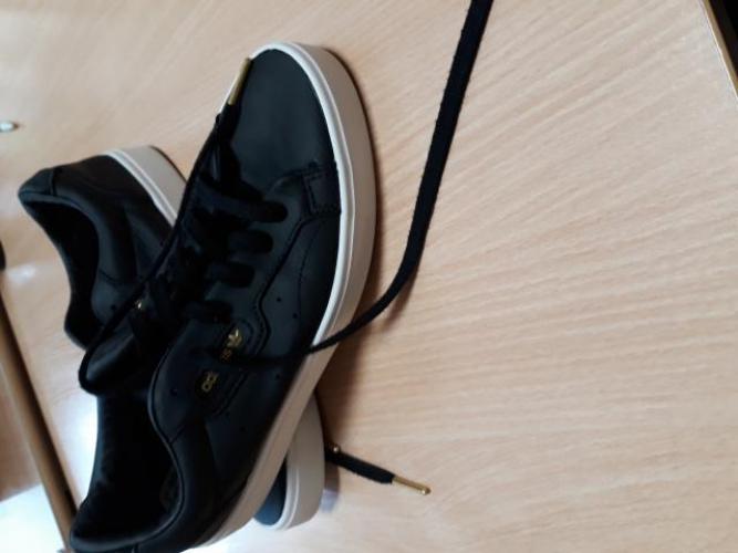 Grajewo ogłoszenia: Sprzedam trampki damskie marki Adidas , rozmiar 40 . Stan idealny....