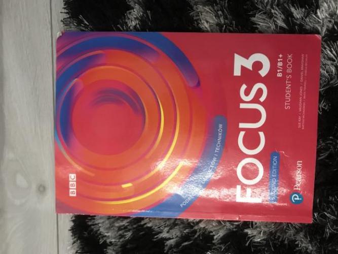 Grajewo ogłoszenia: sprzedam książkę focus 3 cena 40zl prosze pisać sms :)