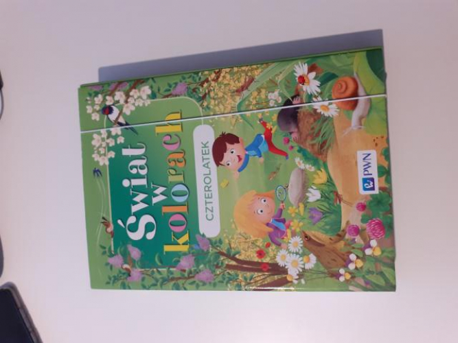 Grajewo ogłoszenia: Sprzedam książkę do przedszkola