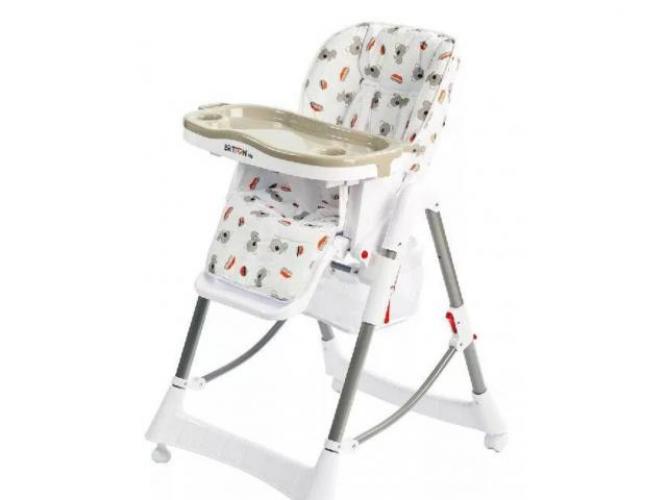 Grajewo ogłoszenia: Sprzedam krzesełko do karmienia stan bdb