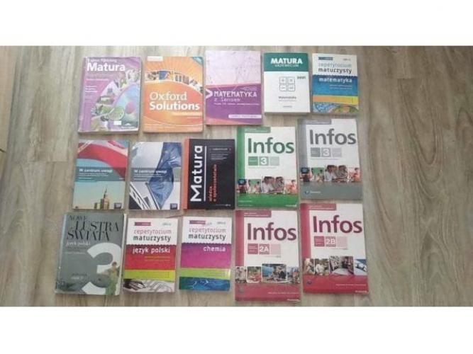 Grajewo ogłoszenia: Sprzedam książki do liceum lub technikum.  Po więcej informacji...
