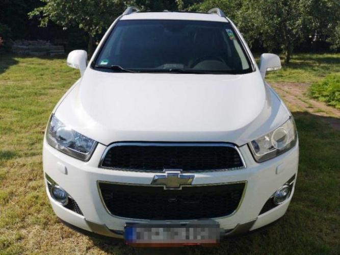 Grajewo ogłoszenia: Witam. Sprzedam samochód Chevrolet Captiva, rok produkcji 2012(po...