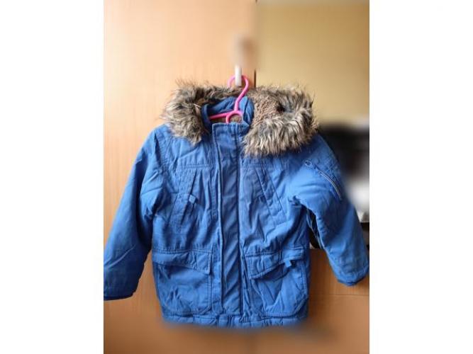 Grajewo ogłoszenia: Sprzedam kurteczki zimowe chłopięce rozmiar 116/122