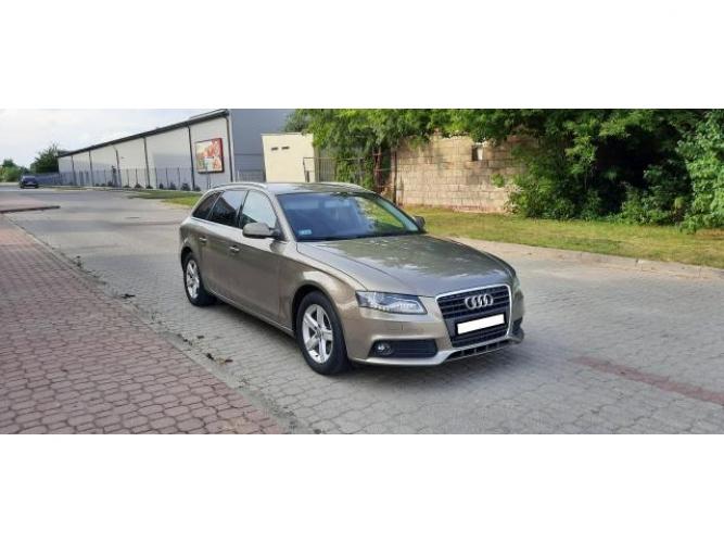 Grajewo ogłoszenia: Audi A4 B8 2010r. 2.0d na common railu. Auto bardzo dobrze...