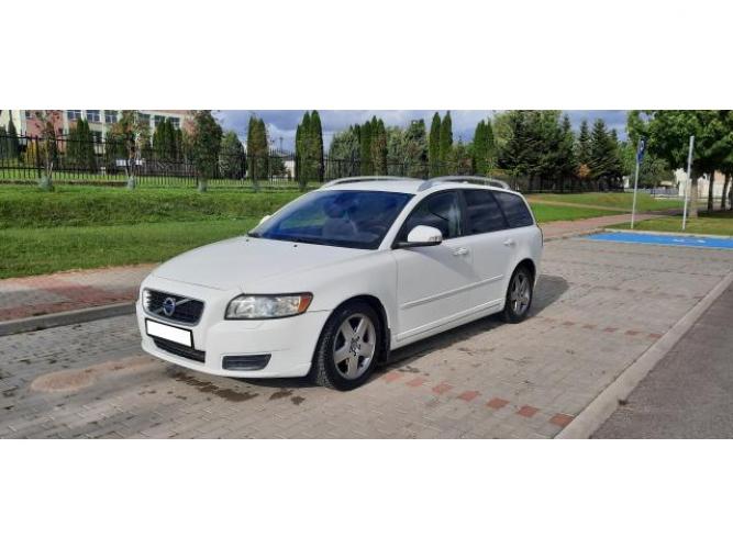 Grajewo ogłoszenia: Volvo v50. 2011r. Bardzo ładny biały kolor. 2011r produkcji ....