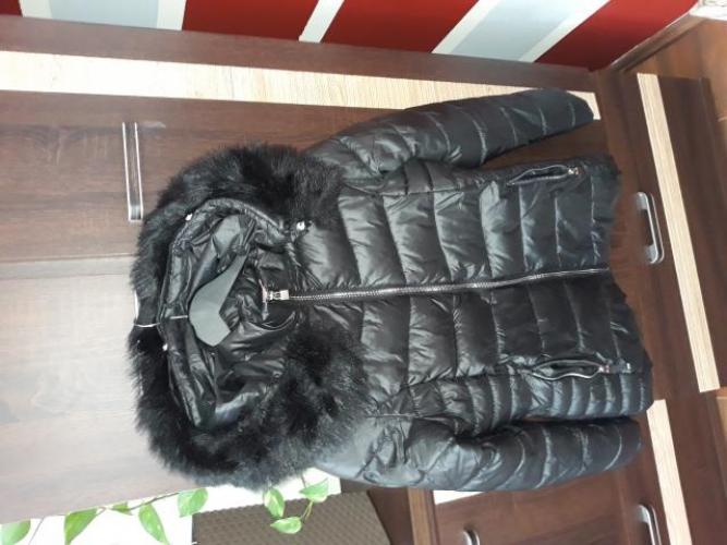 Grajewo ogłoszenia: Sprzedam kurtkę zimową damską jeden sezon noszona.Rozmiar M
