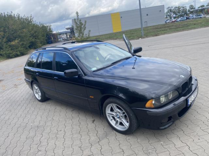 Grajewo ogłoszenia: Witam. Posiadam na sprzedaż BMW serii 5 touring LPG M54B22,...