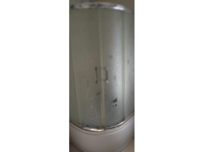 Grajewo ogłoszenia: Sprzedam kabinę prysznicową z głębokim brodzikiem