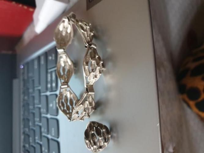 Grajewo ogłoszenia: Witam .Sprzedam srebrna bransoletke + srebrny pierscionek.Stan...